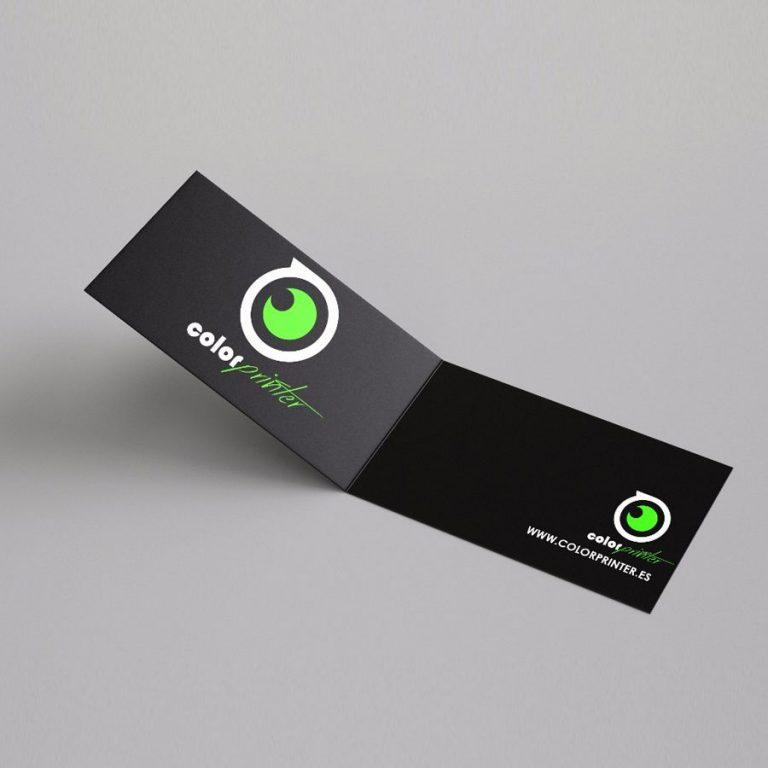 tarjeta doble