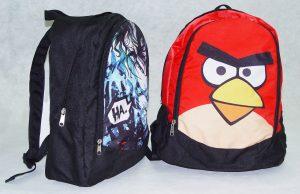 mochila para chicos personalizada