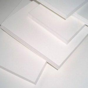 cartón pluma para imprimir
