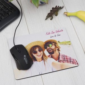 mousepad con foto familiar